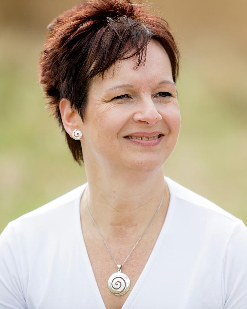 Nicole Schneider - Lehrerin bei Sheng Zhen e.V. Deutschland