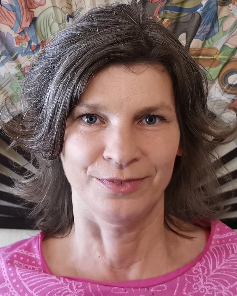 Kerstin Hausdorf - Lehrerin bei Sheng Zhen e.V. Deutschland