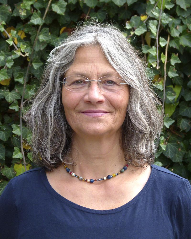 Manuela Haltmeier - Vorstand & Lehrerin bei Sheng Zhen e.V. Deutschland